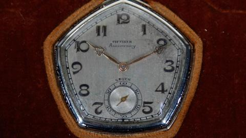Antiques Roadshow -- S15 Ep7: Appraisal: Gruen 50th Anniversary Watch, ca. 1924