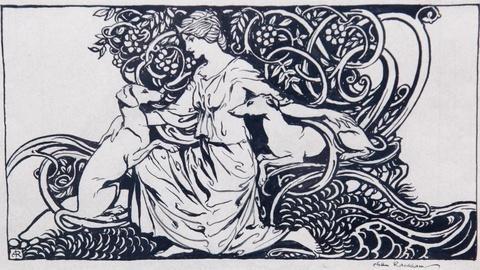 Antiques Roadshow -- S16 Ep14: Appraisal: Arthur Rackham Ink Illustration, ca. 19