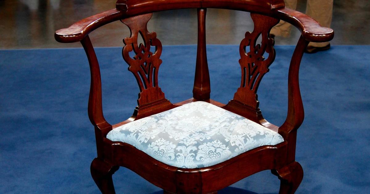 Appraisal: N.Y. Chippendale Corner Chair, Ca. 1760 | Antiques Roadshow | PBS
