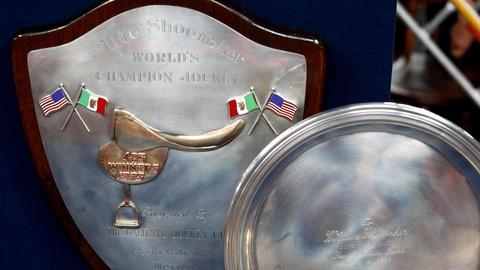 Antiques Roadshow -- S16 Ep12: Appraisal: Willie Shoemaker Horse Racing Awards