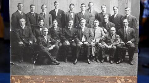 Antiques Roadshow -- S16 Ep13: Appraisal: 1907 Brooklyn Baseball Team Photo