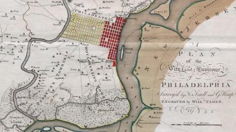 Antiques Roadshow -- S16 Ep9: Appraisal: 1777 Scull and Heap Philadelphia Map