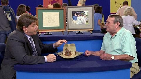 Antiques Roadshow -- S15 Ep13: Hidden Treasure: John Wayne Movie Hat