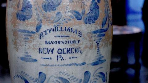 Antiques Roadshow -- S15 Ep4: Appraisal: Pennsylvania Stoneware Crocks, ca. 1880