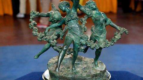 Antiques Roadshow -- S16 Ep12: Appraisal: Charles Raphael Peyre Bronze, ca. 1900
