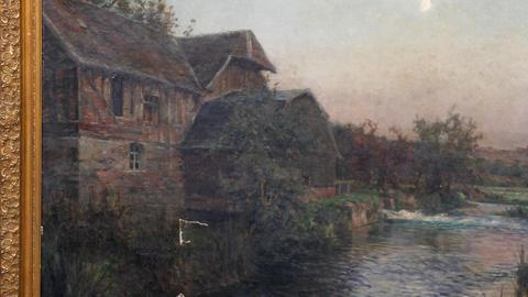 Antiques Roadshow -- S15 Ep15: Appraisal: Louis Aston Knight Oil Painting, ca. 19