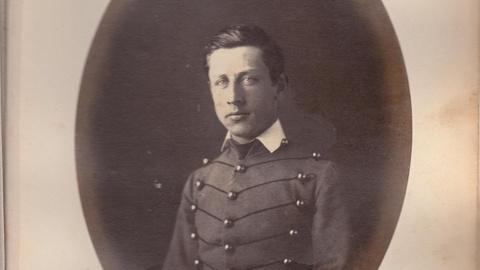 Antiques Roadshow -- S16 Ep4: Appraisal: West Point Archive, ca. 1861