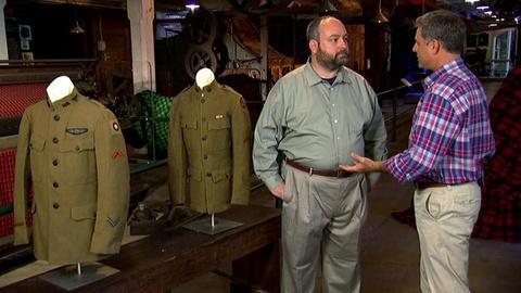 Antiques Roadshow -- S16 Ep5: Field Trip: WWI Uniforms