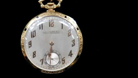 Antiques Roadshow -- S15 Ep13: Appraisal: 1928 Patek Philippe Gold Pocket Watch