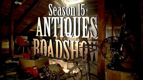 Antiques Roadshow -- Season 15 Preview