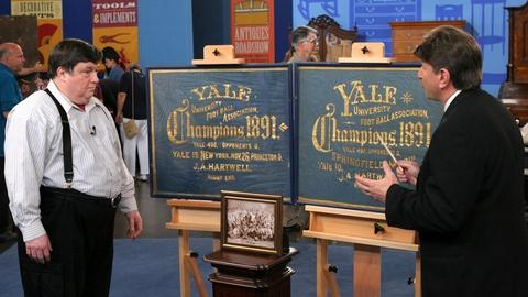 Antiques Roadshow -- Coming Up Monday, April 30th, at 9/8C, Providence, Hour 3