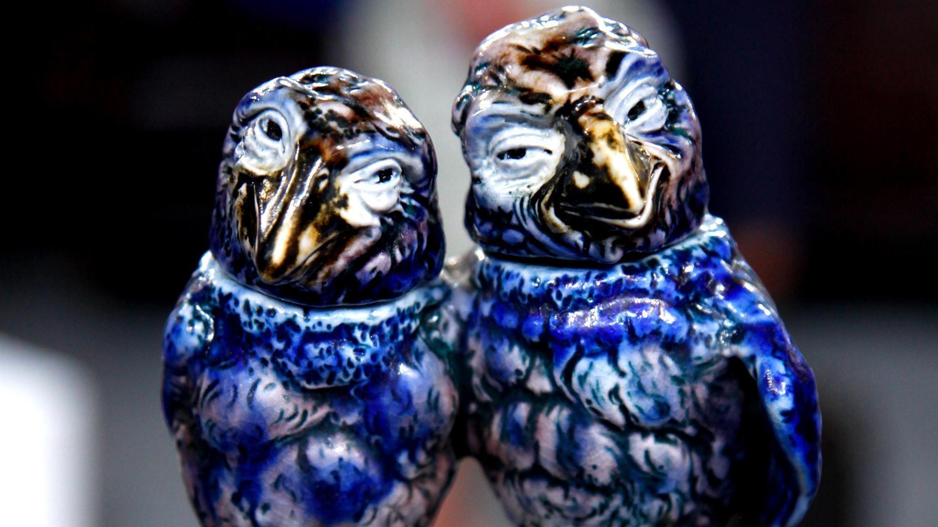 Martin Brothers Wally Birds Humidor