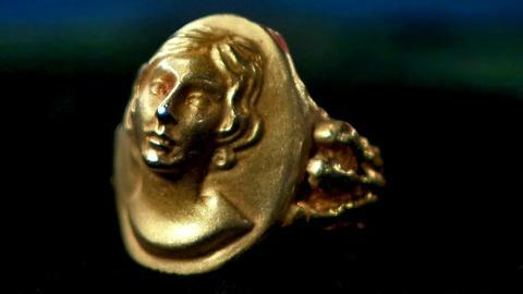 Antiques Roadshow -- S16 Ep14: Appraisal: Eric de Kolb 14K Gold Ring, ca. 1965