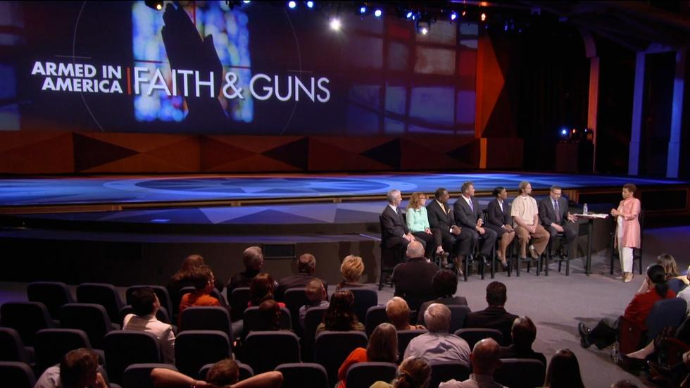 Armed in America: Faith & Guns Townhall image