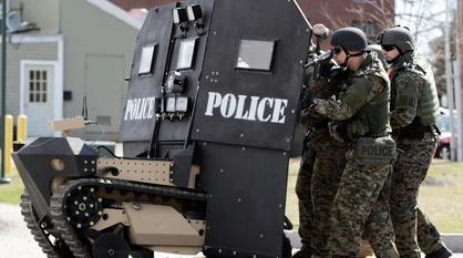 Armed in America: Police & Guns -- Armed in America: Peace Officer | Preview