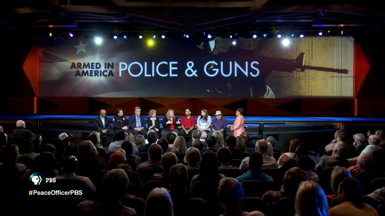 Armed in America: Police & Guns: Recruiting Police in Missouri During the Ferguson Protests