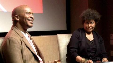 ART21 -- Carrie Mae Weems & David Alan Grier: In Conversation