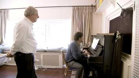 Composer Philip Miller on collaborating with William...