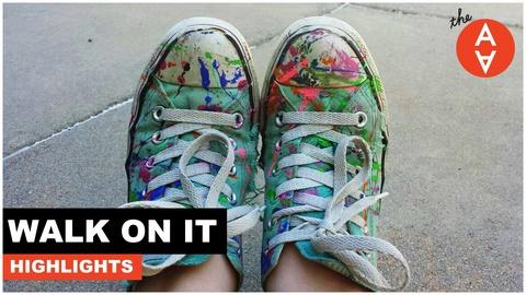 The Art Assignment -- Walk On It: Highlights