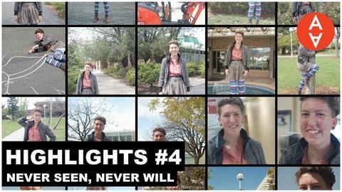 The Art Assignment -- Never Seen, Never Will: Highlights