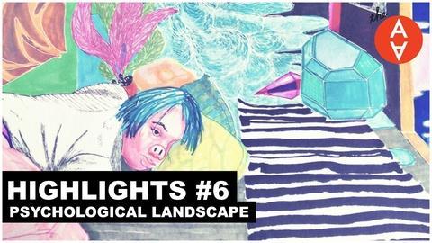 The Art Assignment -- Psychological Landscape: Highlights