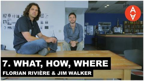 The Art Assignment -- What, How, Where - Florian Riviere & Jim Walker
