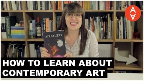 The Art Assignment -- How to Learn About Contemporary Art