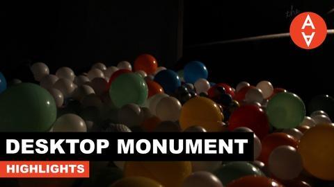 The Art Assignment -- Desktop Monument: Highlights