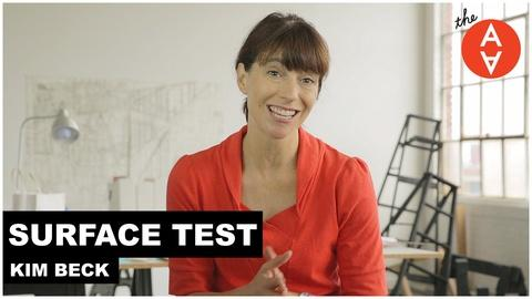 The Art Assignment -- S2 Ep12: Surface Test - Kim Beck