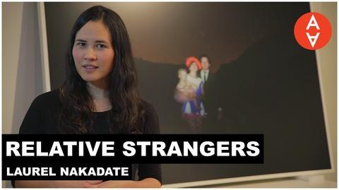 The Art Assignment -- Relative Strangers - Laurel Nakadate