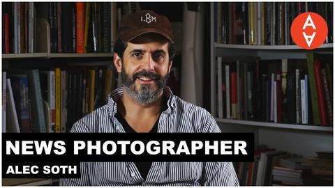 The Art Assignment -- News Photographer - Alec Soth