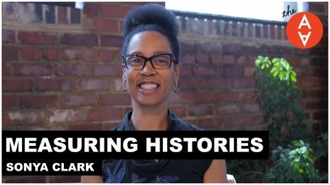 The Art Assignment -- Measuring Histories - Sonya Clark