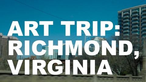 The Art Assignment -- S2 Ep44: Art Trip: Richmond, Virginia