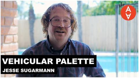 The Art Assignment -- Vehicular Palette - Jesse Sugarmann