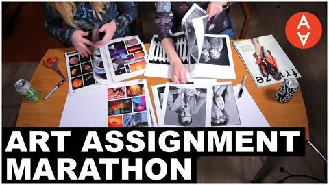 The Art Assignment -- Art Assignment Marathon