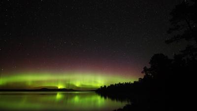 Aurora - Fire in the Sky   Artificial Aurora