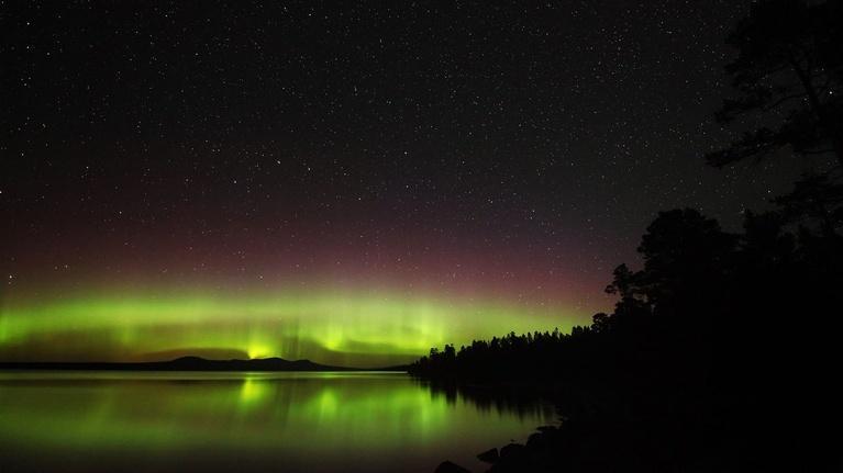 Aurora - Fire in the Sky: Aurora - Fire in the Sky