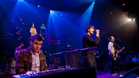 Austin City Limits -- Vampire Weekend/Grizzly Bear - Preview