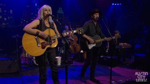 "Austin City Limits -- S39 Ep5: Emmylou Harris & Rodney Crowell ""Invitation to the"