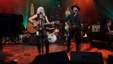 Austin City Limits -- Behind the Scenes: Emmylou Harris & Rodney Crowell