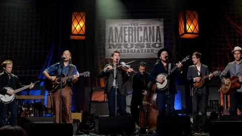 "Austin City Limits -- S39 Ep15: Old Crow Medicine Show performs ""Wagon Wheel"" at t"