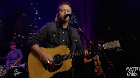 "Austin City Limits -- S39 Ep9: Jason Isbell on Austin City Limits ""Cover Me Up"""
