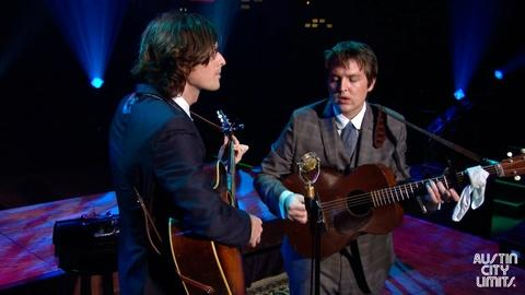 "Austin City Limits -- S39 Ep12: The Milk Carton Kids ""Michigan"""