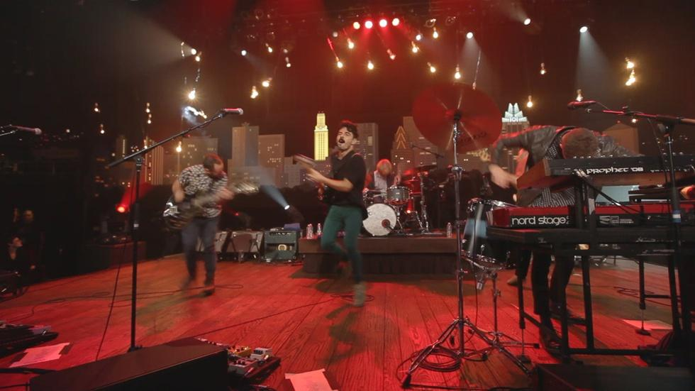 Behind the Scenes: Local Natives image
