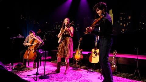 Austin City Limits -- S39 Ep12: Sarah Jarosz/Milk Carton Kids - Preview