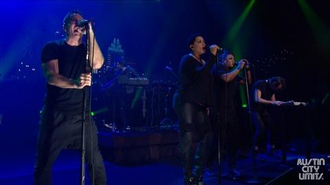 "Austin City Limits -- S40 Ep3: Nine Inch Nails ""Sanctified"""