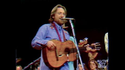 "Austin City Limits -- S1 Ep1: Willie Nelson ""Stay All Night..."" (Pilot Episode, 19"