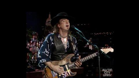 "Austin City Limits -- Stevie Ray Vaughan ""Crossfire"" (1989)"