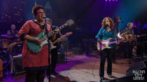 "Austin City Limits -- S40: Austin City Limits Celebrates 40 Years ""Wrap It Up"""