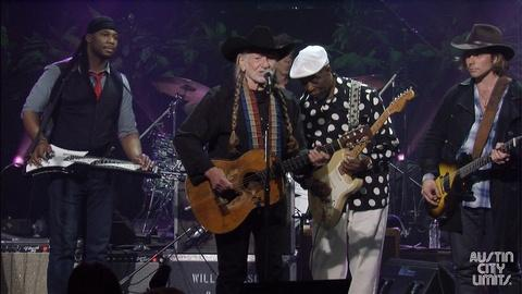 "Austin City Limits -- S40: Austin City Limits Hall of Fame 2014 ""Texas Flood"""